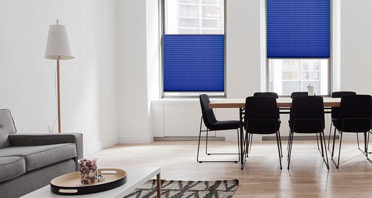 plissee sichtschutz am fenster myfaltstores plissee. Black Bedroom Furniture Sets. Home Design Ideas