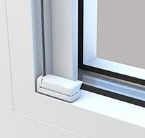 Montage VS2-K Klebeleiste Fensterglas