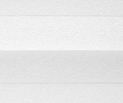 Plissee Serina weiß lichtdurchlässig blickdicht/Sichtschutz, Kreppstruktur PGA/0 Basics Top günstig