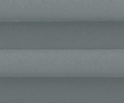Plissee Alena graphit blickdicht/Sichtschutz/Sonnenschutz Satinstruktur PG0
