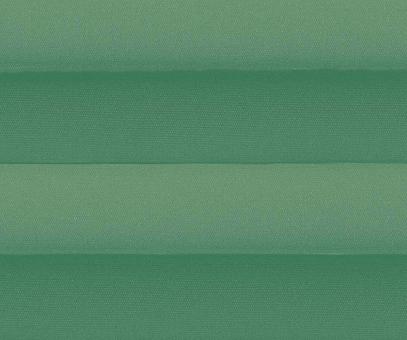 Plissee Alena kiefergrün blickdicht/Sichtschutz/Sonnenschutz Satinstruktur PG0