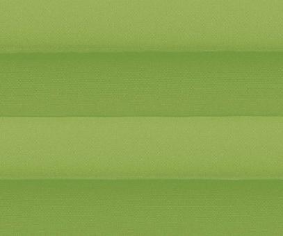 Plissee Alena grün blickdicht/Sichtschutz/Sonnenschutz Satinstruktur PG0