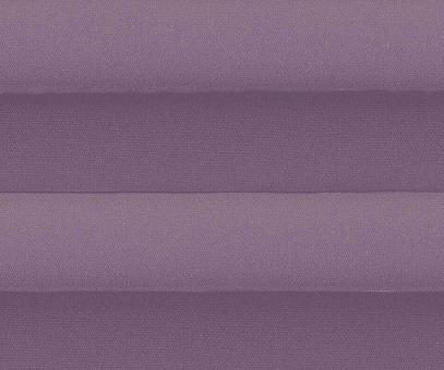 Plissee Alena lila blickdicht/Sichtschutz/Sonnenschutz Satinstruktur PG0