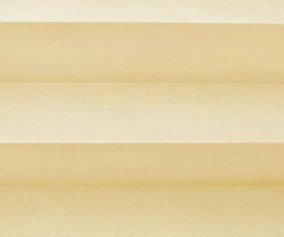 Plissee Isabella sand abdunkelnd/Blend-/Sonnenschutz, PG2