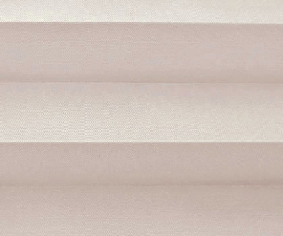 Plissee Isabella zartrosa/puder abdunkelnd/Blend-/Sonnenschutz, PG2