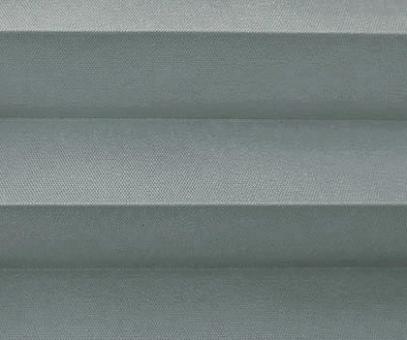 Plissee Isabella grau abdunkelnd/Blend-/Sonnenschutz, PG2