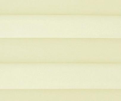 Plissee Loretta creme lichtdurchlässig blickdicht, Sichtschutz/Sonnenschutz, PG1