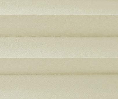 Plissee Angela beige blickdicht/Sichtschutz/Sonnenschutz. Kreppstruktur, PG0