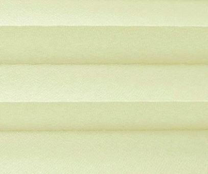 Plissee Angela sand blickdicht/Sichtschutz/Sonnenschutz. Kreppstruktur, PG0