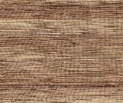 Plissee Donata rotbraun, lichtdurchlässig blickdicht, Nature-Look, PG3