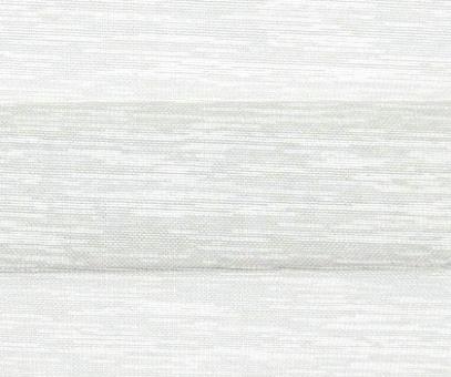 Plissee Loretta weiß transparente Dekoration, Relief-Struktur-Dekor, PG1