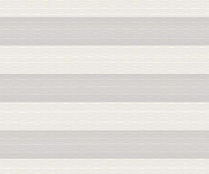 Plissee Donata weiß, lichtdurchlässig blickdicht, Nöppchen-Look, PG3