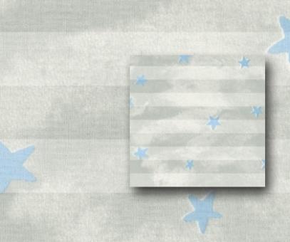 Plissee Vanessa grau verdunkelnd/Sonnenschutz/Hitze- schutz, Sternen Muster, PG4