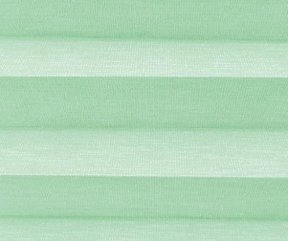 Rollo Loretta grün lichtdurchlässig blickdicht, Sichtschutz/Sonnenschutz PG1