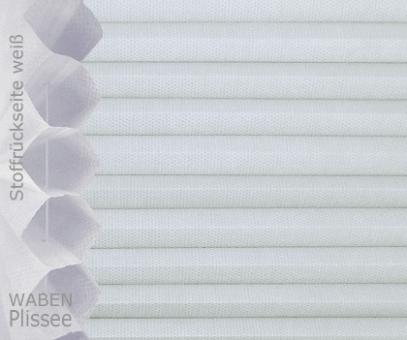 Wabenplissee Isabella lichtgrau licht- durchlässig/blickdicht, Sicht-/ Sonnenschutz, isolierend, PG2