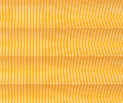 Plissee Rollo SALE% so günstig, gelb, lichtdurchlässig blickdicht, Sichtschutz. Linien Muster PG0