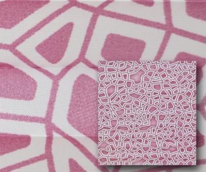 Plissee nach Maß SALE% so günstig, pink blickdicht, Glanzoptik Dekoration, PG0