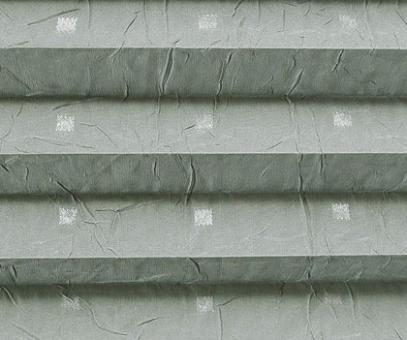 Plissee Rollo SALE% so günstig, grau, lichtdurchlässig, Sichtschutz, Crush mit Karo PG0